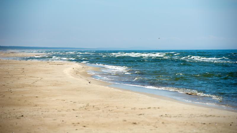 Polskie plaże zanotowały gorszy wynik niż przed rokiem