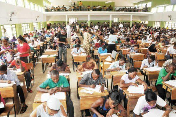 Private Candidates writing WAEC/GCE examinations