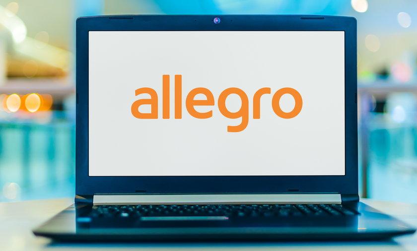Oszuści liczą, że spróbujemy dokonać zakupu na stronie, która łudząco przypomina serwis Allegro.