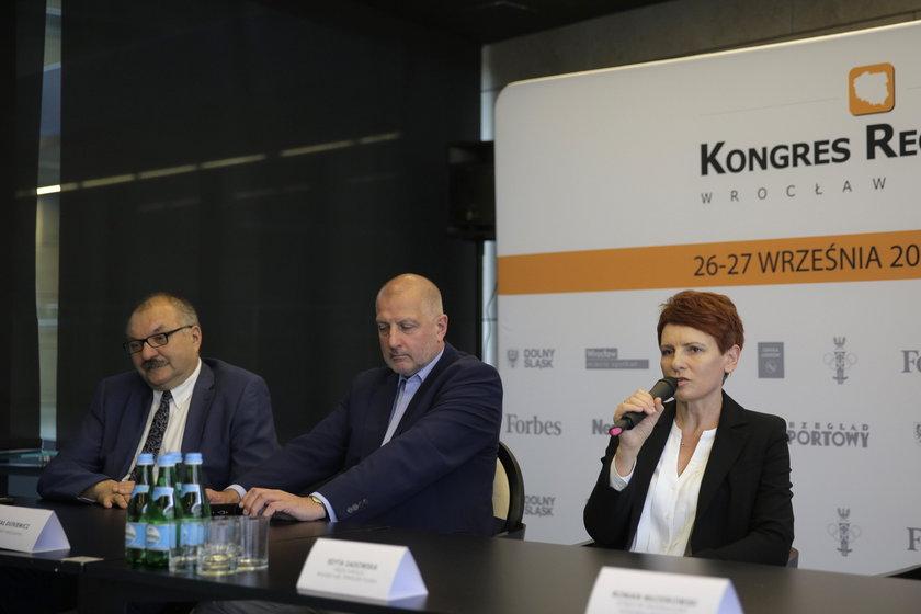 Kongres Regionów we Wrocławiu