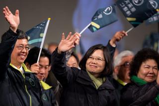 Cai Yingwen nową prezydent Tajwanu. Chiny: Niepodległość niemożliwa