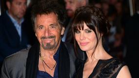 74-letni Al Pacino z młodszą o 39 lat partnerką!