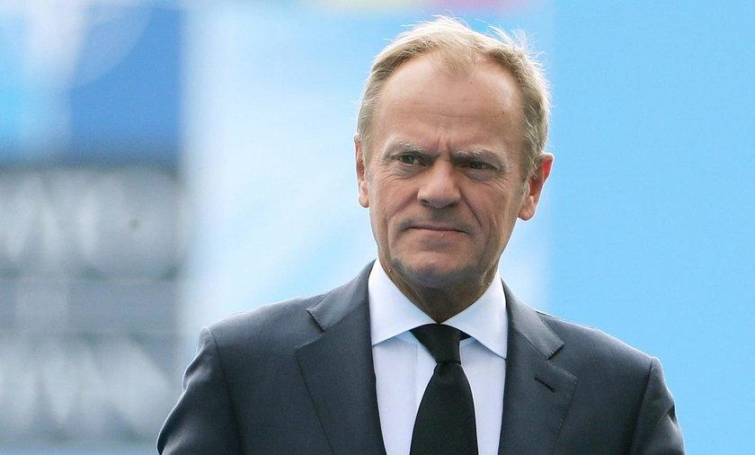 Wassermann: Albo Tusk stawi się przed komisją, albo będą kary