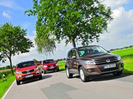 Kia Sportage kontra Nissan Qashqai i Volkswagen Tiguan -który model jest najtrwalszy?