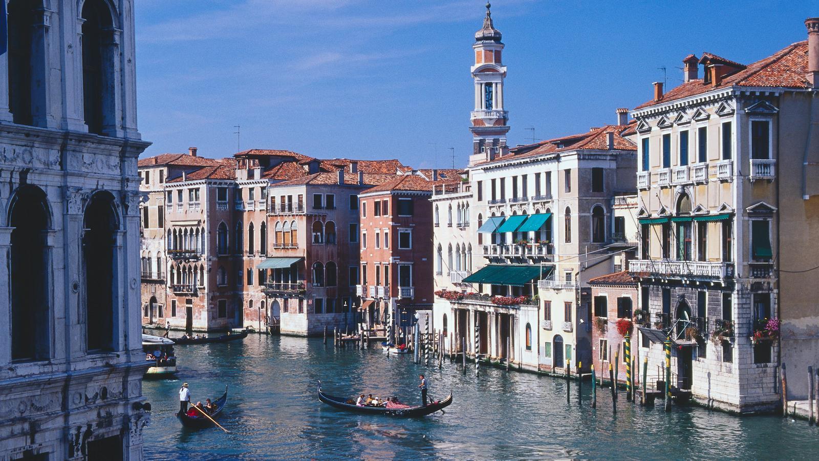 Na komentarze, że w Wenecji śmierdzi reaguję lekceważącym wzruszeniem ramion