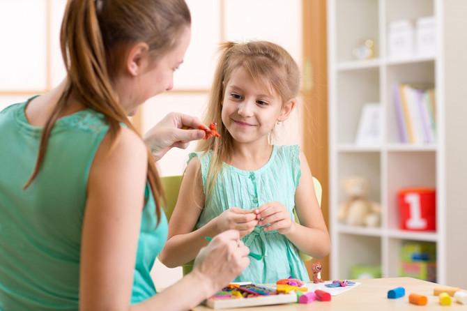 Važno je i da se roditelji posvete deci kroz igru jer ih na taj način upoznaju