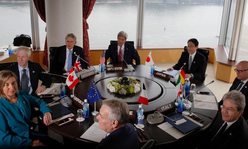 W Japonii rozpoczął się szczyt G7