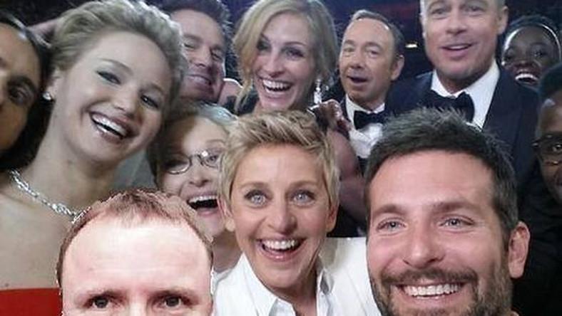 Jacek Kurski na Oscarach - mem