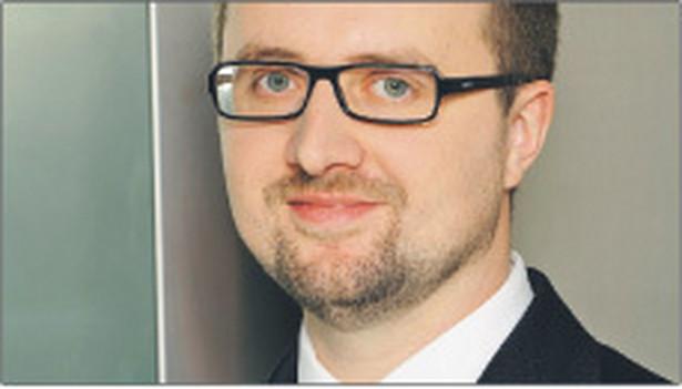 Tomasz Jaworski, radca prawny, counsel w kancelarii Salans