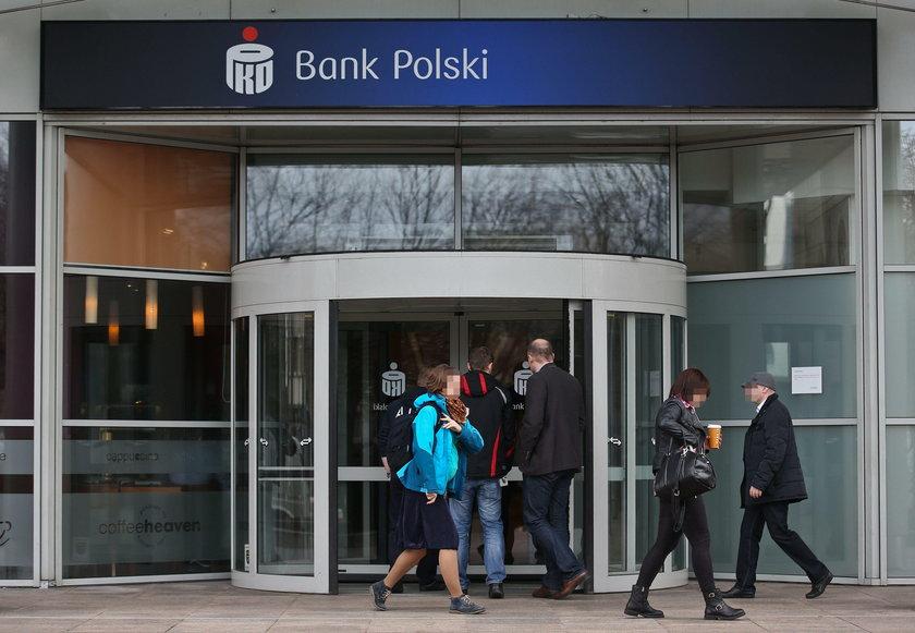 Odział banku PKO BP