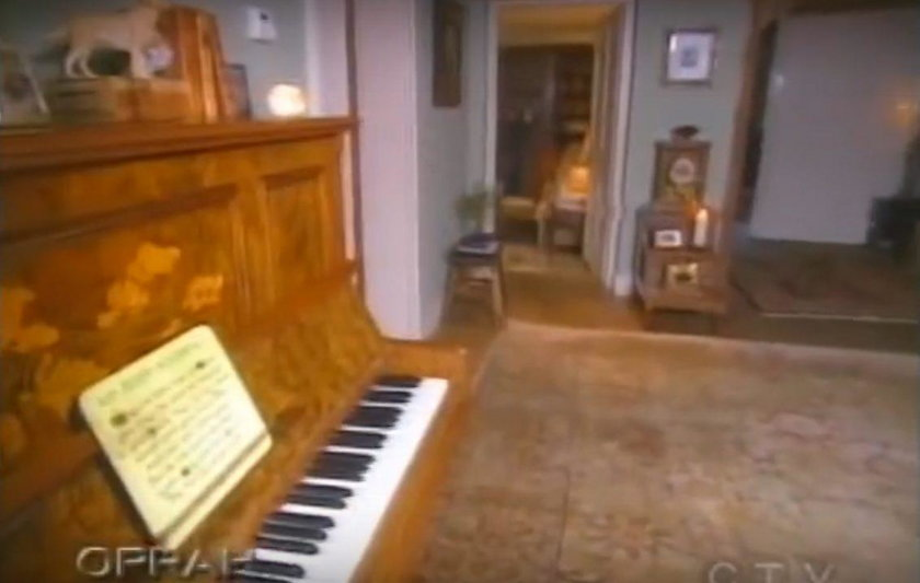 Tak mieszkał George Michael
