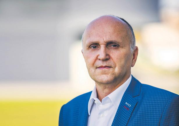 Tomasz Cudny, prezes Tauronu Wydobycie fot. Jeremi Astaszow/Astashow Studio/Materiały prasowe