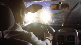 Noc niebezpieczna dla kierowców