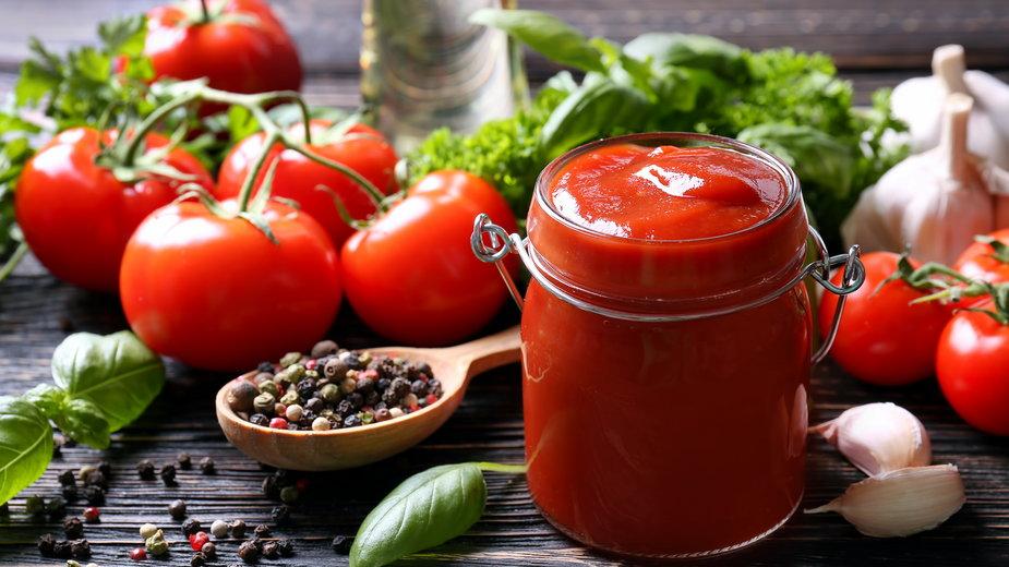 Ketchup – źródło potasu i likopenu