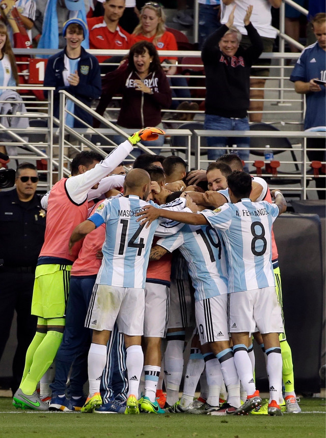 Zaslužena pobeda Argentine