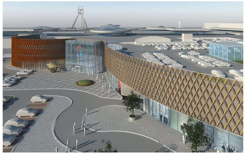 Powiększą Silesia Center