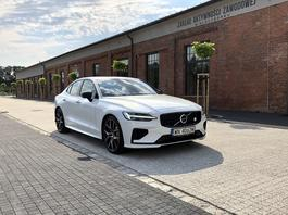 Volvo S60 T8 Polestar Engineered – zimny Szwed