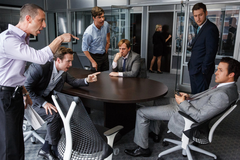 """Big Short"": kadr z filmu"