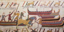 Tkanina z Bayeux po raz pierwszy od 950 lat opuści Francję