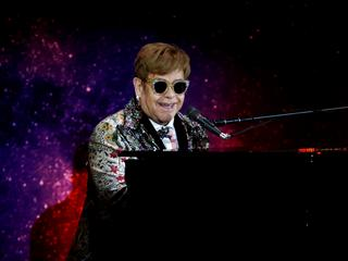 Elton John Announces 'Farewell' Tour At Gotham Hall