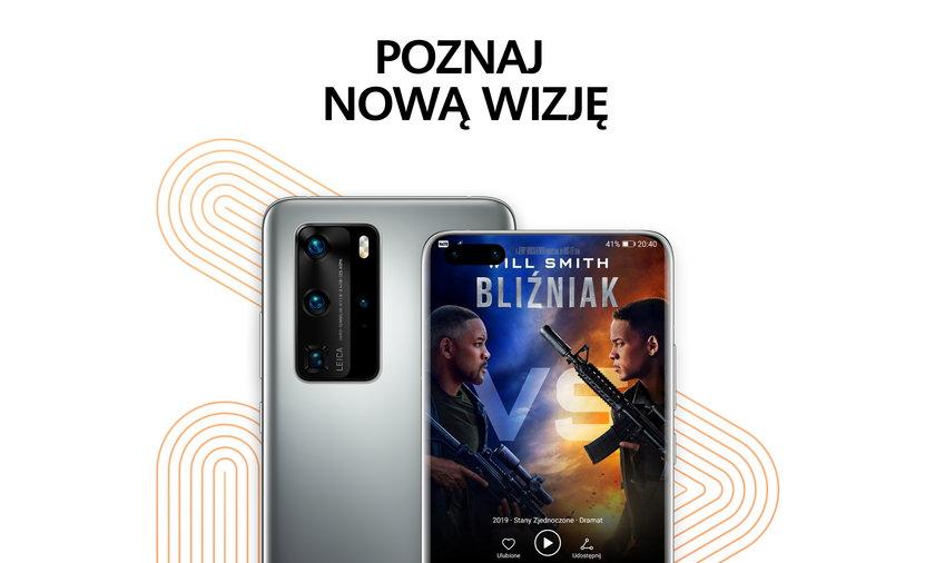 Huawei wprowadziło do Polski nową usługę - platformę video