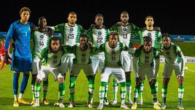 Super Eagles squander a 4-0 lead to draw 4-4 with Sierra Leone in AFCON 2021 qualifier