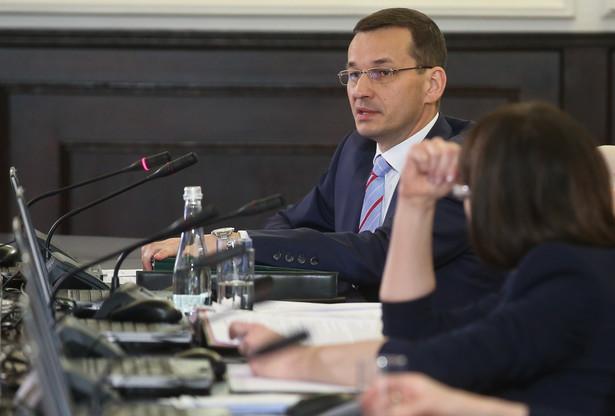Morawiecki mówił też o Planie na rzecz Odpowiedzialnego Rozwoju