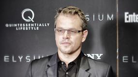 Matt Damon chciałby być....