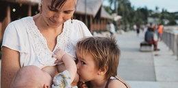 Karmi piersią 5-latka. Internauci zarzucają jej wykorzystywanie seksualne dzieci