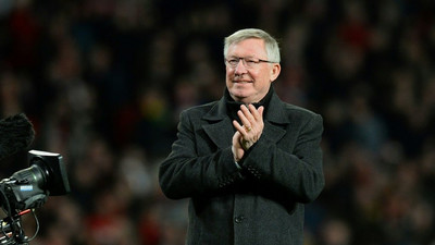 Ex-Man Utd boss Ferguson 'grateful' for extra years after brain haemorrhage