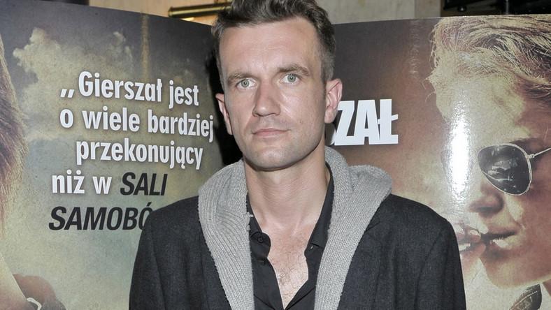 """Tomasz Kot na premierze """"Yumy"""""""