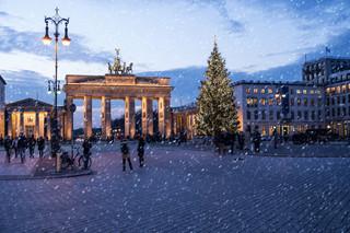 'Godzina policyjna' w Berlinie w związku z Covid-19