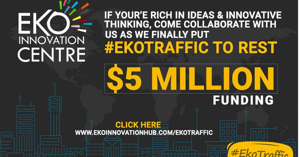 Eko Innovation Centre spends $5 million on fixing #Ekotraffic - Pulse Nigeria