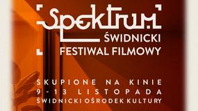 Już niedługo świdnicki festiwal filmowy Spektrum