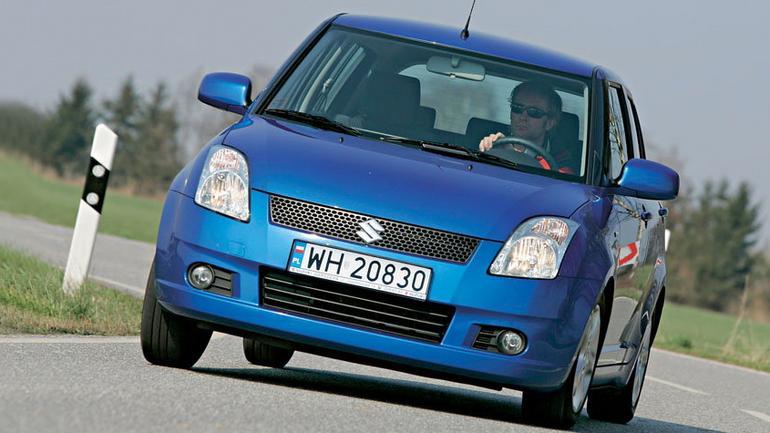 Suzuki Swift II - Niezła cena, styl i trwałość
