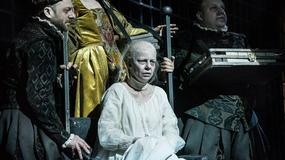 """Agata Kulesza w sztuce """"Mary Stuart"""""""