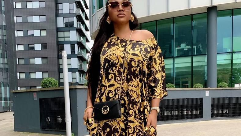 You don't get to see Mercy Aigbe, Lilian Esoro and Ufuoma McDermott share body revealing photos every day so when these ladies decide to post bikini photos on social media, we can't keep calm [Instagram/RealMercyAigbe]