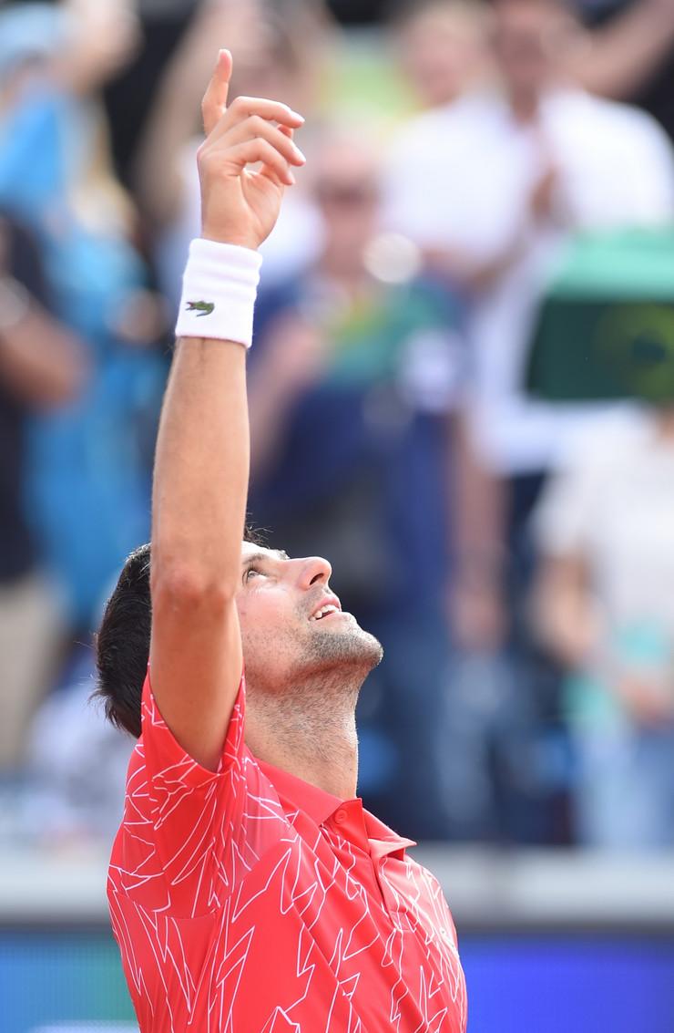 Adria Tour Novak Đoković Viktor Troicki