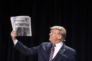 USA: Kłopoty Trumpa dopiero się zaczęły