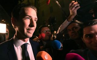 Niemcy: Kurz sugeruje, kto może stać za skandalem wideo
