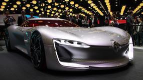 Renault Trezor - koncepcyjny powrót coupe (Targi Paryż 2016)