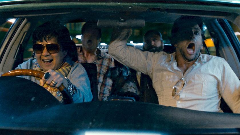 Kadr z filmu Kac Vegas