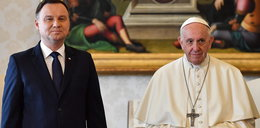 Duda złożył propozycję papieżowi. Tej odpowiedzi się nie spodziewał