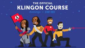 Duolingo oferuje teraz naukę języka... klingońskiego