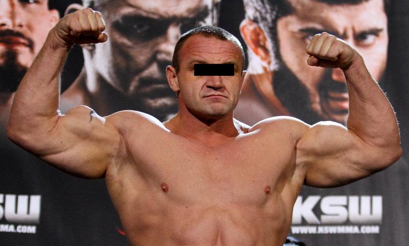 Mariusz P. oskarżony. Zawodnik MMA i były strongman miał wynieść meble z hotelu.