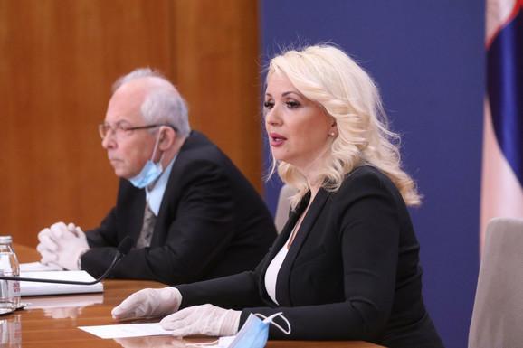 Predrag Kon i Darija Kisić Tepavačević