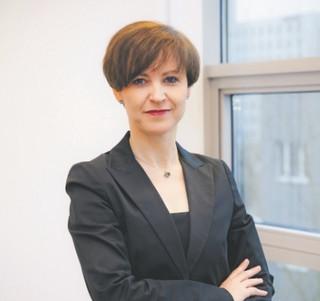 Małgorzata Stręciwilk - prawniczka z charakterem