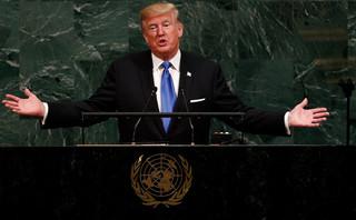Poroszenko po spotkaniu z Trumpem: USA popierają misję ONZ w Donbasie