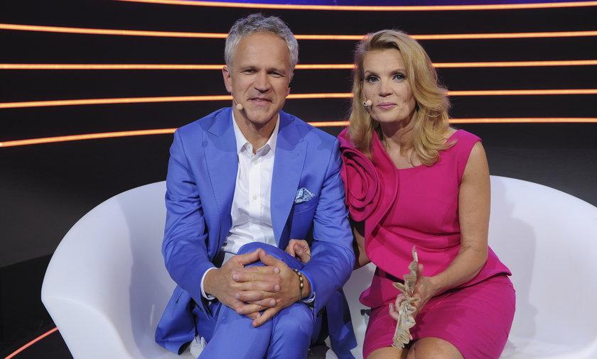 Dorota Chotecka i Radosław Pazura są już parą od trzech dekad, małżeństwem od 18 lat.