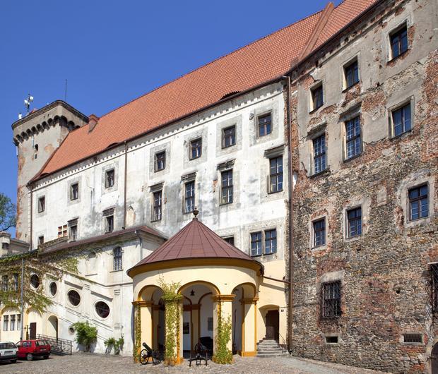 Otmuchów - zamek